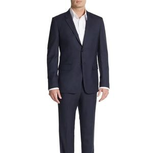 Theory Regular-Fit Xylo NP Wool 2-Piece Suit
